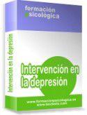 Curso de psicología para la intervención en la depresión