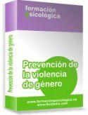 Curso psicoilogía de prevención a la violencia de género