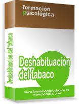 Deshabituación del tabaco/Precio:/Horas: